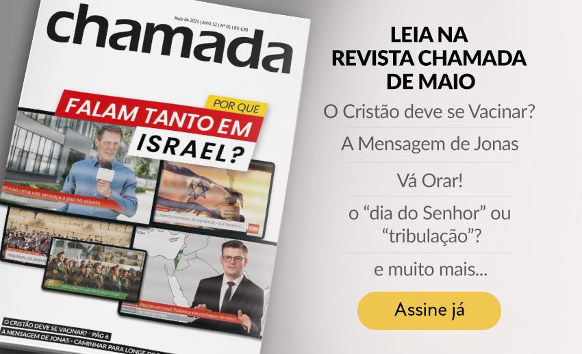 Revista Chamada Maio 2021