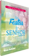 DVD As Festas do Senhor - Levítico 23