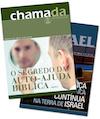 Chamada da Meia-Noite + Notícias de Israel - Assinatura de 1 ano + 2 Brindes